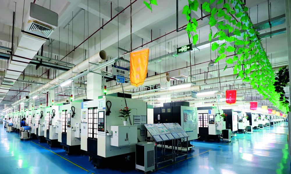 蓝思科技:中国先进制造业崛起的缩影